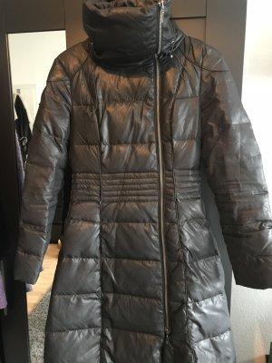 Mango Manteau en duvet noir