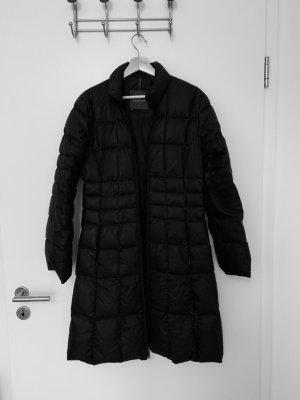 Moncler Manteau en duvet noir