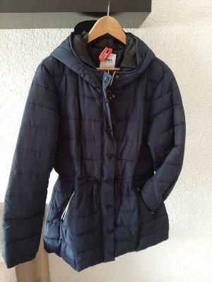 Only Abrigo de plumón azul