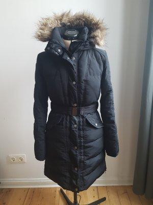 Pepe Jeans Abrigo de plumón negro
