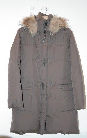 Cinque Manteau en duvet gris brun synthétique
