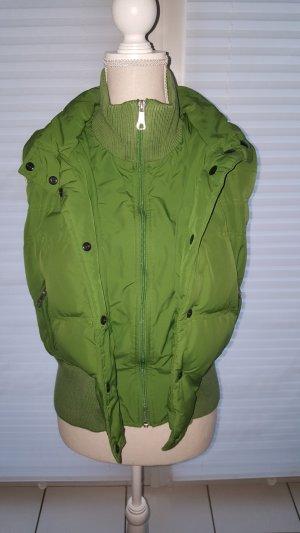 s.Oliver Down Vest green
