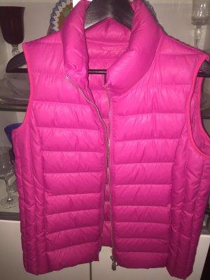 Daunenweste in pink von Madeleine