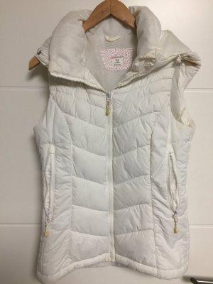 H&M Down Vest white