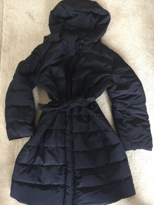 Max Mara Down Coat black
