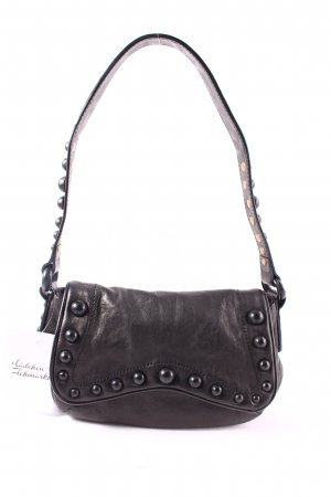 David and Scotti Mini Bag black casual look