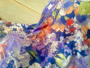 Féraud Maillot de bain lilas-orange