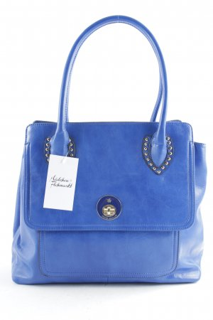 David Jones Handtasche blau Casual-Look
