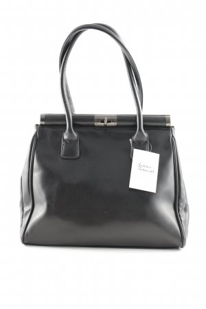 David Jones Henkeltasche schwarz Casual-Look