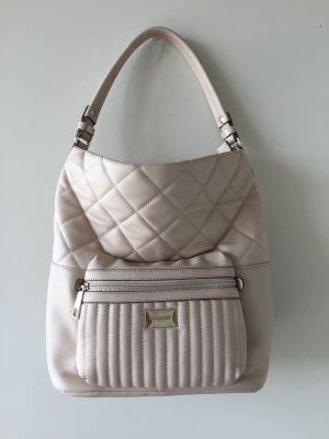 David Jones Paris Schulter Handtasche Tasche Beige