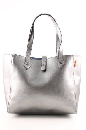 David Jones Shopper silver-colored business style