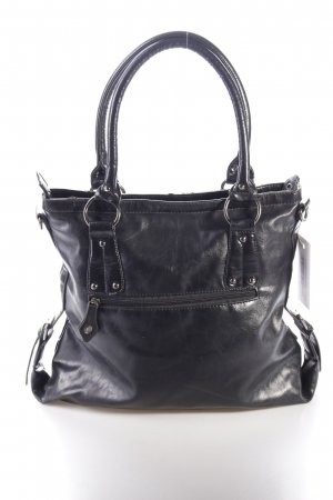 David Jones Shopper black