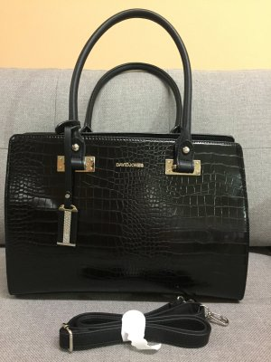David Jones Tasche aus Kunstleder NEW