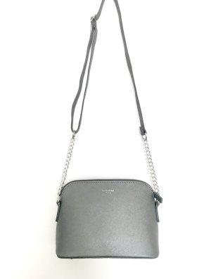 David Jones Crossbody bag silver-colored
