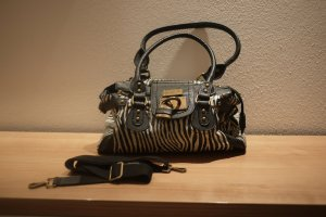 David Jones Zebra Pad Lock Tasche