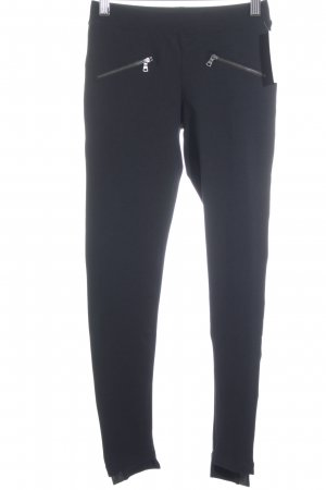 David lerner Leggings black simple style