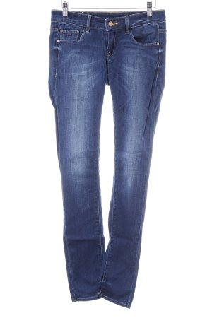 Dawn Röhrenjeans blau Casual-Look