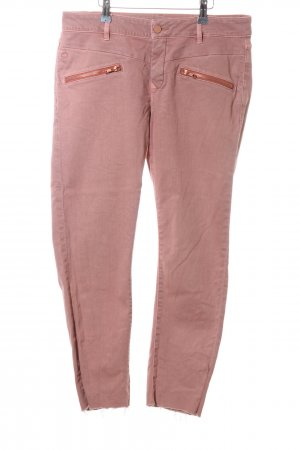 Dawn Slim jeans rood casual uitstraling