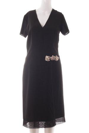DAY Birger et Mikkelsen Abendkleid schwarz-goldfarben Elegant