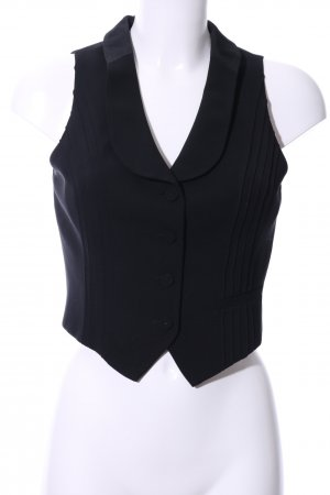 DAY Birger et Mikkelsen Waistcoat black business style