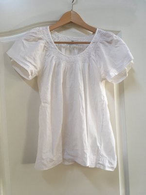 DAY Birger et Mikkelsen Carmen Blouse white cotton