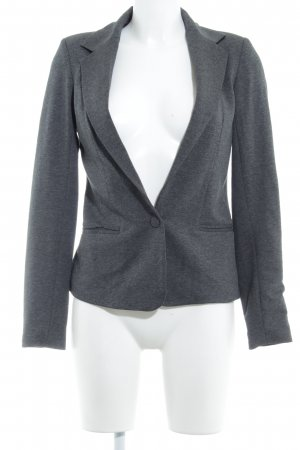 DAY Birger et Mikkelsen Jerseyblazer dunkelgrau meliert Business-Look