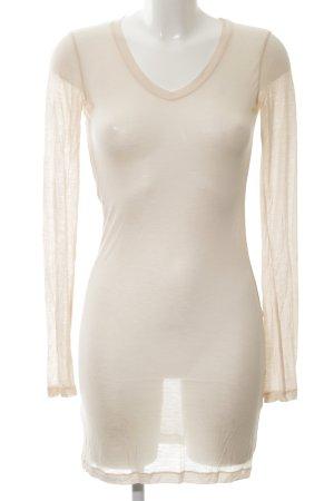 DAY Birger et Mikkelsen Jerseykleid creme extravaganter Stil