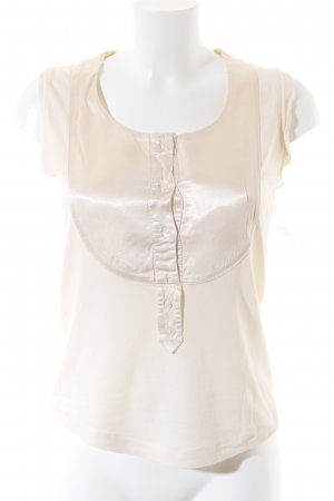 DAY Birger et Mikkelsen Longtop creme-nude Schimmer-Optik