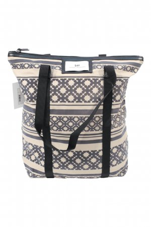 DAY Birger et Mikkelsen Shopper mit Muster