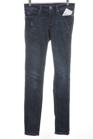 DAY Birger et Mikkelsen Skinny Jeans blau Casual-Look