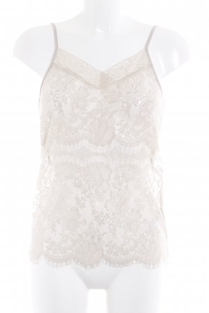 DAY Birger et Mikkelsen Lace Top beige romantic style