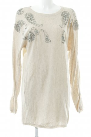 DAY Birger et Mikkelsen Strickkleid beige-creme Casual-Look