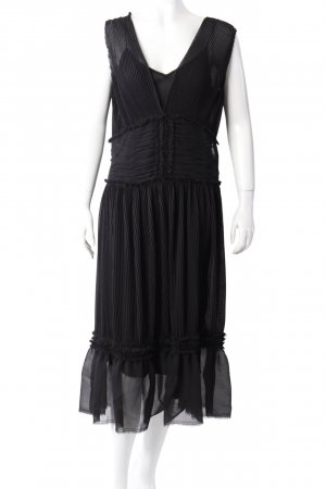Day Birger & Mikkelsen Blusenkleid Plissee-Optik