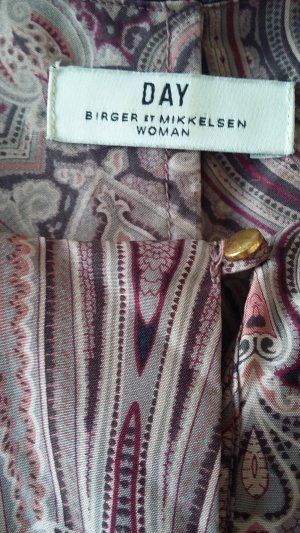 DAY by Malene Birger 100% Seide Paisley Bluse