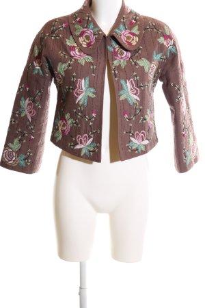 DAY Short Blazer flower pattern vintage look