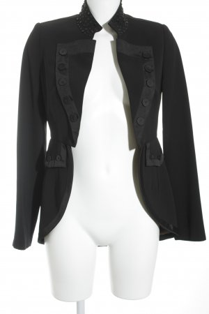 DAY Long-Blazer schwarz Elegant