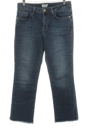 DAY Slim Jeans steel blue casual look