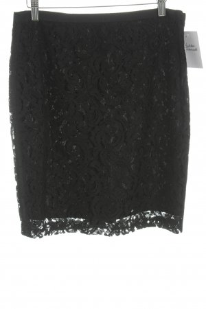 DAY Lace Skirt black elegant