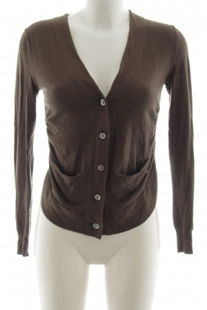 DAY Cardigan brown casual look