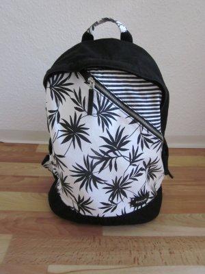 Rip curl Trekking Backpack black-white cotton