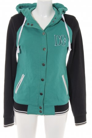 DC Classic College Jacket multicolored athletic style
