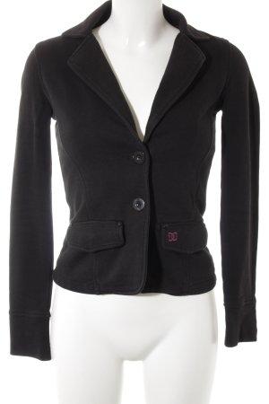 DC Classic Giacca di lana nero stile casual