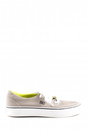 DC Shoes Skater Shoes natural white-white casual look