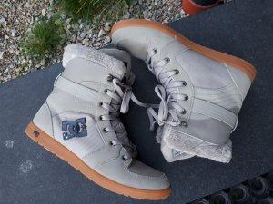 DC Winter Boots grau