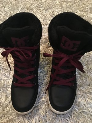 DC Shoes Winter boots zwart