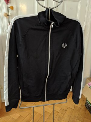 Fred Perry Sports Jacket white-dark blue