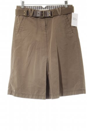 de.corp by Esprit Cargo Skirt camel casual look