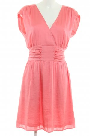 de.corp by Esprit Chiffon Dress salmon elegant