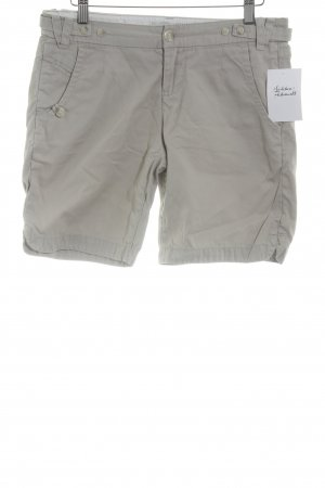 de.corp by Esprit High-Waist-Shorts beige Casual-Look