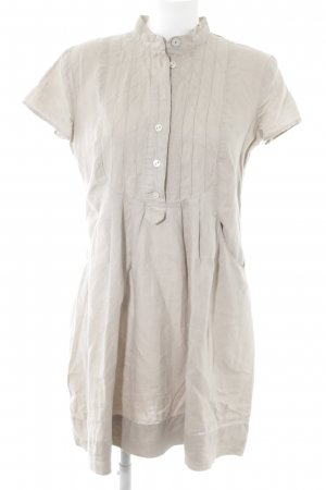 de.corp by Esprit Shortsleeve Dress oatmeal casual look